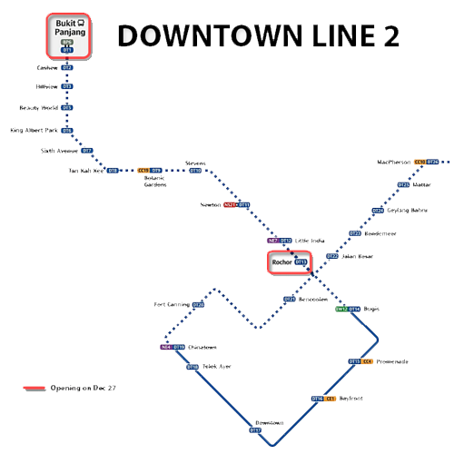 Downtown Line 2