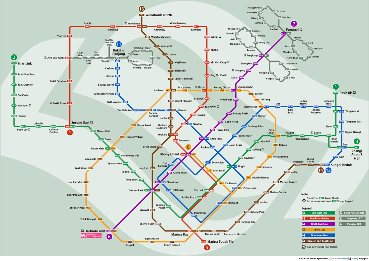 Circle Line Is Finally A Complete Circle In 2025