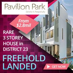 Pavilion Park Singapore
