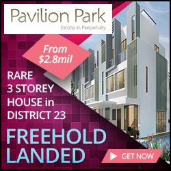Pavilion Park Freehold Landed