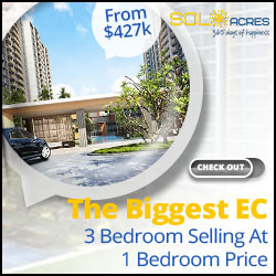 Sol Acres EC in Choa Chu Kang