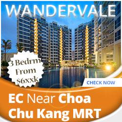 Wandervale EC near CCK MRT