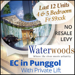 waterwoods ec punggol