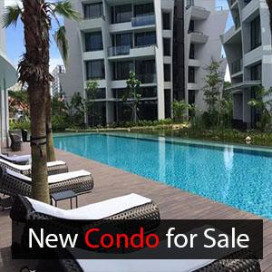 New condo for sale