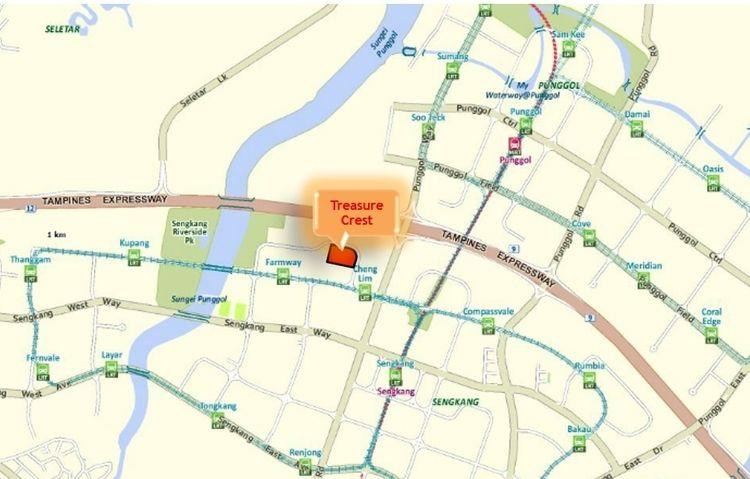 treasure-crest--location-map