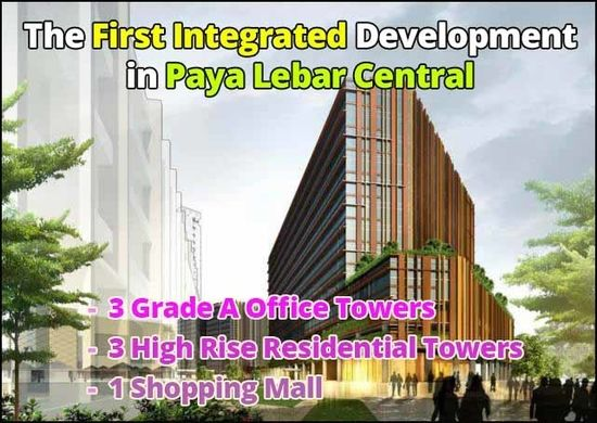Park Place Residences in Paya Lebar Central