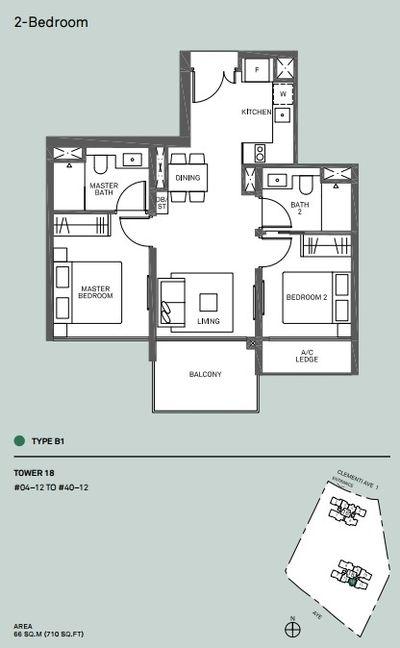 2-bedroom-floor-plan-b1-clement-canopy-condo