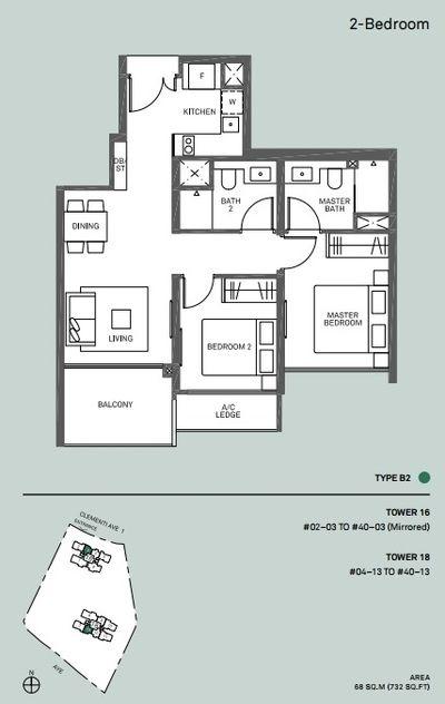 2-bedroom-floor-plan-b2-clement-canopy-condo