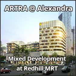 ARTRA Condo at Alexandra View