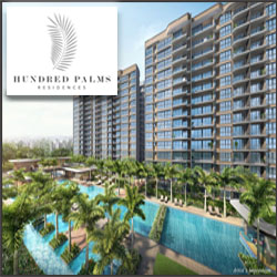 Hundred Palm Residences EC