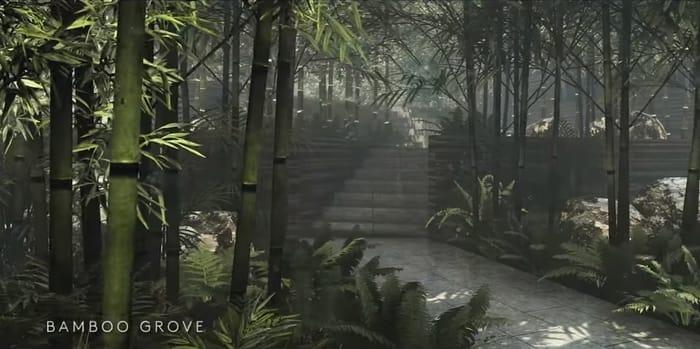 Martin Modern Bamboo Grove
