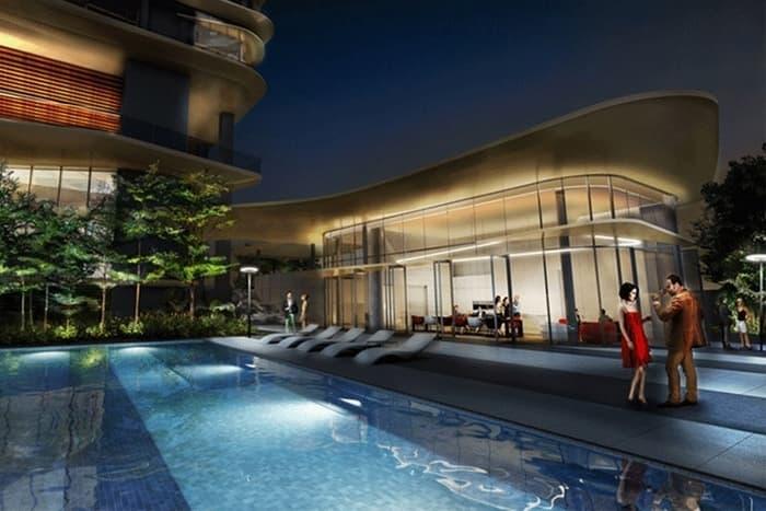 New Futura swimming pool