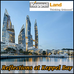 Reflections at Keppel Bay