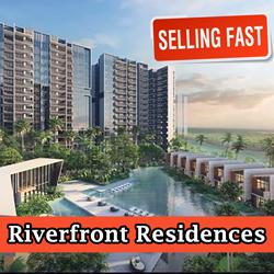 Riverfront Residences condo