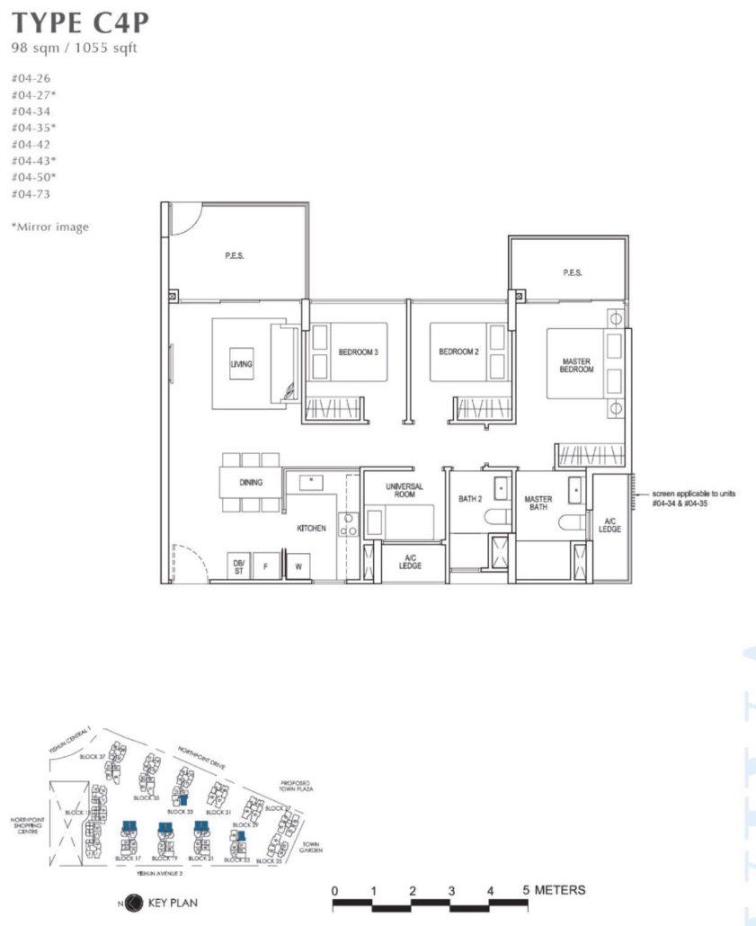 Northpark Residences: North Park Residences