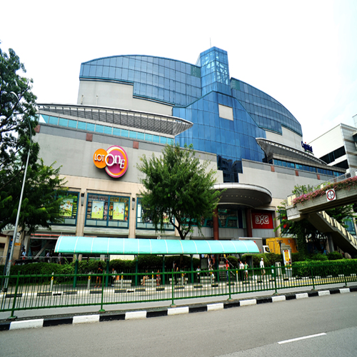 Lot One Shopping Mall