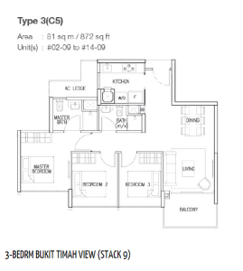 Skywoods Floor Plan Singapore New Condo Launch