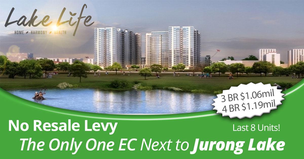 Lake Life EC Jurong