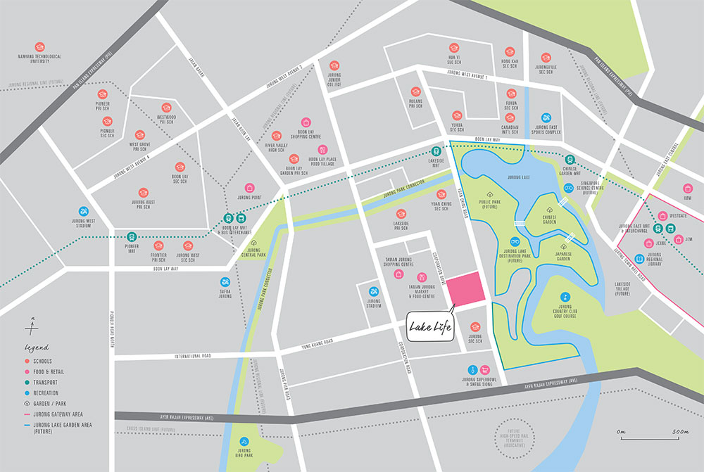 LocationMapLakeLife