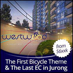 Westwood Residences EC in Jurong West