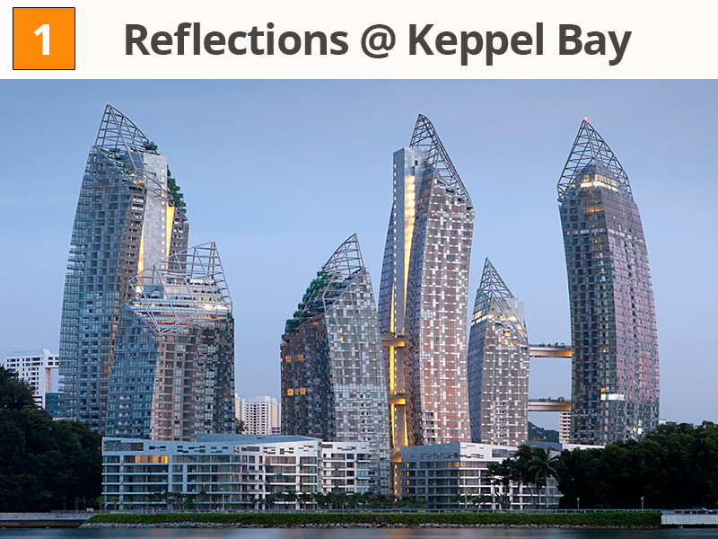 Reflections @ Keppel Bay