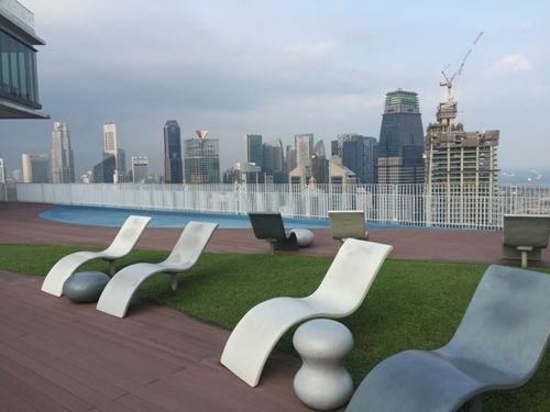 Pinnacle Duxton Sky Park