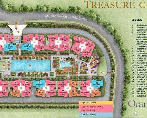 treasure-crest-site-plan