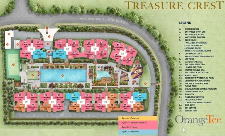 treasure-crest-site-plan