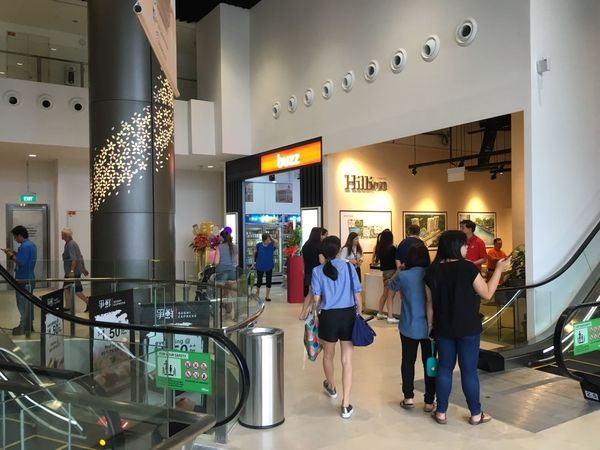 Hillion Mall Opening