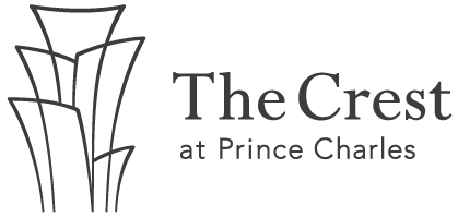 The Crest Condo logo