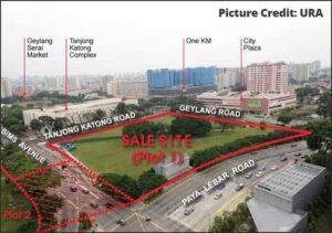 Park Place Residences Site Plot 1