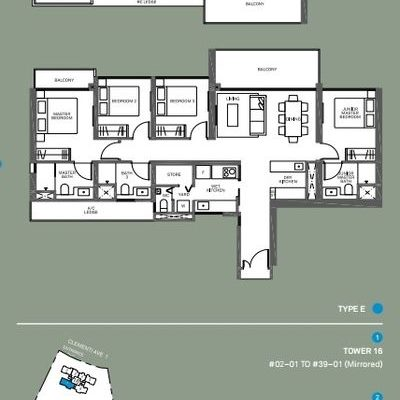 4-bedroom-floor-plan-e-clement-canopy-condo