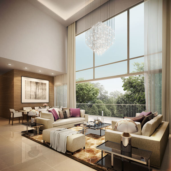 Apartments In Singapore: Penthouse Singapore: Top Quality & Luxury Features