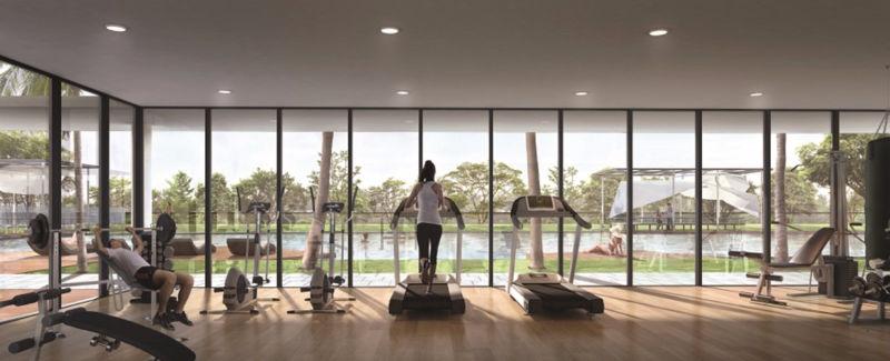 The Terrace EC Gym