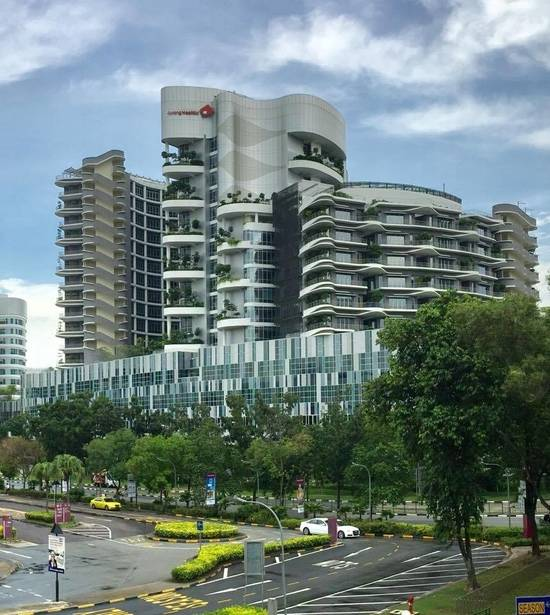 Jurong Hospital near Vision Exchange