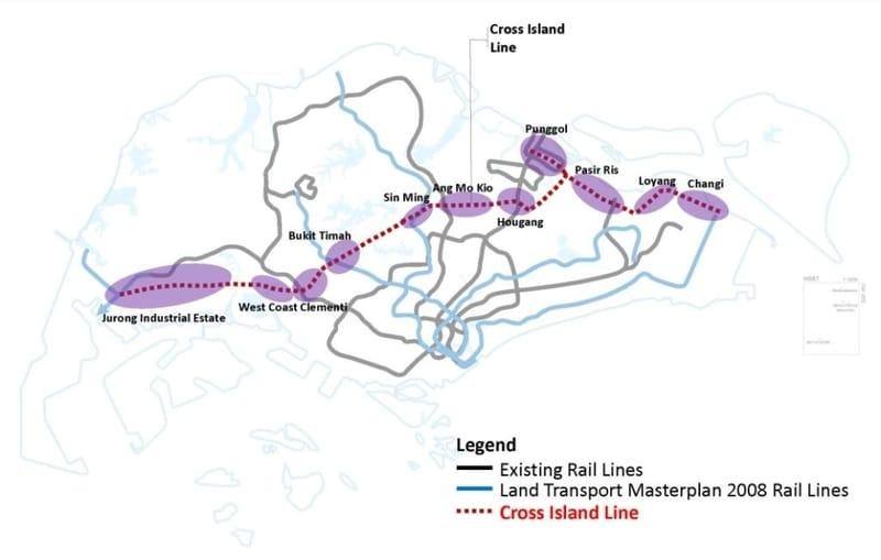 MRT near Hundred Palms Residences