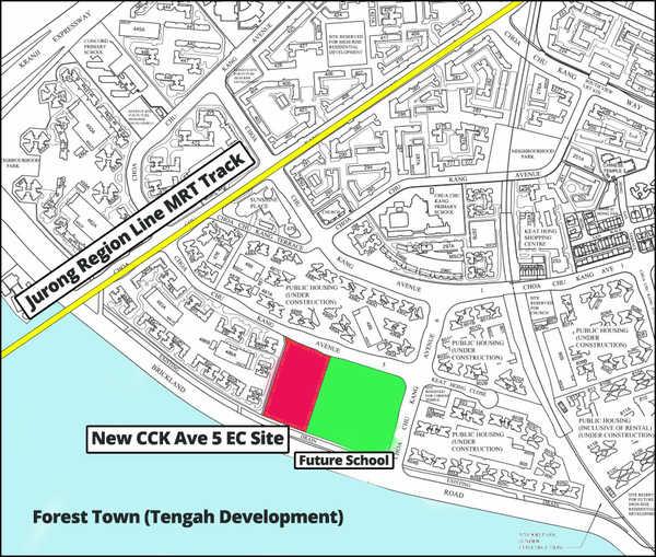 Choa Chu Kang Avenue 5 EC