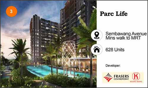 New EC Launch Parc Life