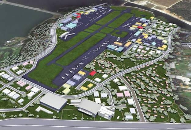 Seletar Aerospace near Parc Botannia