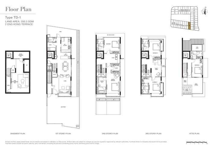 Kismis Residences Floor Plan 3