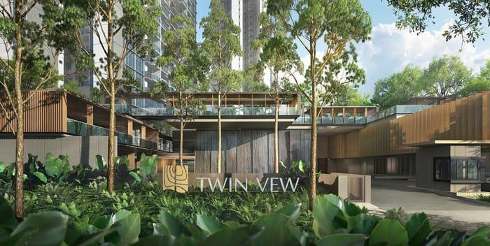 Twin Vew condo