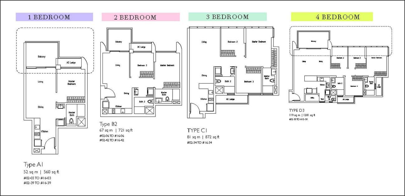 Margaret Ville Floor Plan