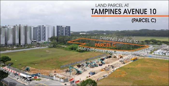 The Tapestry condo site