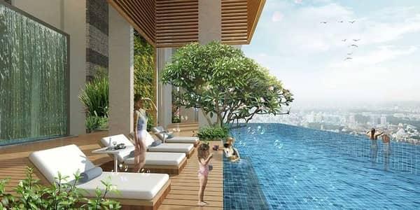 Kallang Riverside Infinity Pool