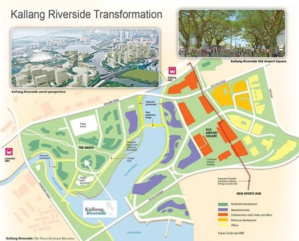Kallang Riverside Master Plan
