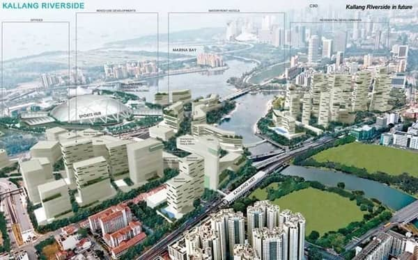Kallang Riverside Transformation