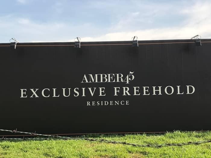 Amber 45 condo