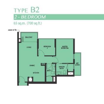 Daintree Residence floor plan