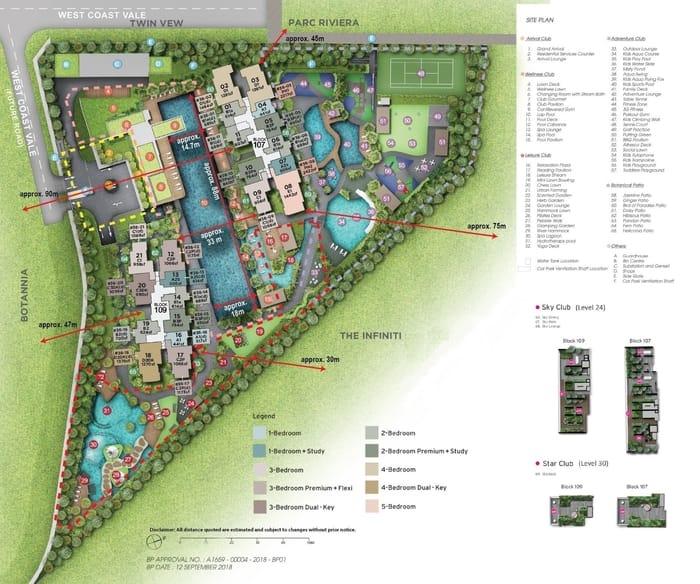 Whistler Grand condo site plan