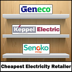 I Found The Cheapest Electricity Retailer in Singapore & Save Me 30